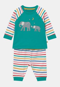 Frugi - JAMIE JIM JAMS - Nachtwäsche Set - jewel