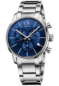 Calvin Klein - CITY   - Chronograph - silver-coloured