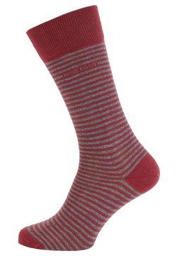 BOSS - Socken - dark red