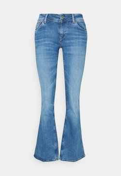 Pepe Jeans - NEW PIMLICO - Flared Jeans - denim