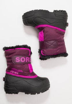 Sorel - CHILDRENS - Snowboots  - purple dahlia/groovy pink