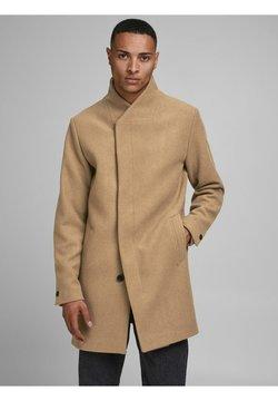 Jack & Jones - JJECOLLUM COAT  - Klasyczny płaszcz - khaki