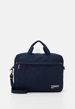 Tommy Jeans - TJM CAMPUS  COMPUTER BAG - Aktówka - blue