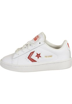 Converse - Baskets basses - white/university red/white