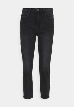 Vero Moda Petite - VMJOANA MOM  - Jeans Relaxed Fit - black