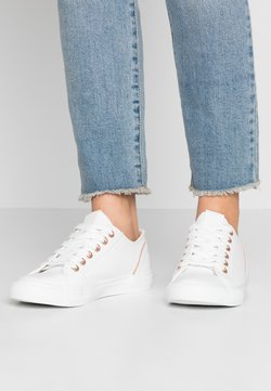 Anna Field - Sneakers - rosegold/white