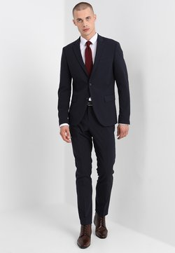 Lindbergh - PLAIN MENS SUIT - Anzug - navy
