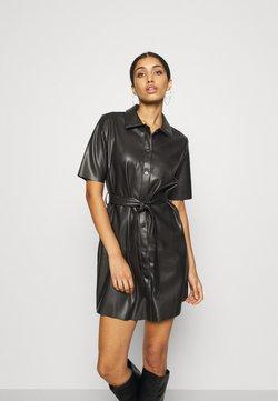 Noisy May - NMELISA PENNY DRESS - Blusenkleid - black