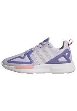 adidas Originals - ZX 2K FLUX SHOES - Sneaker low - purple