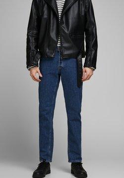 Jack & Jones - LOOSE FIT JEANS MIKE ORIGINAL AM 140 - Jeans Straight Leg - blue denim