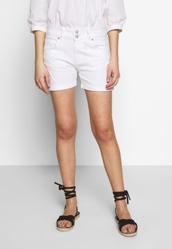LTB - BECKY - Jeansshort - white wash