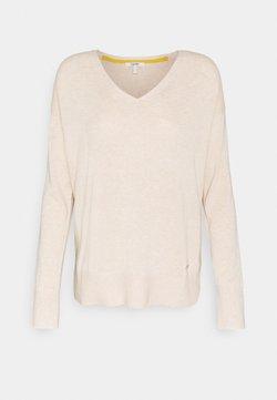 Esprit - CORE - Pullover - sand