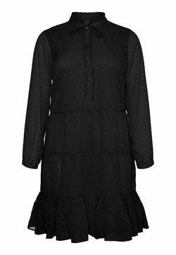 Vero Moda Curve - CURVE - Robe d'été - black