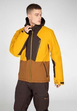 Protest - Kurtka snowboardowa - yellow