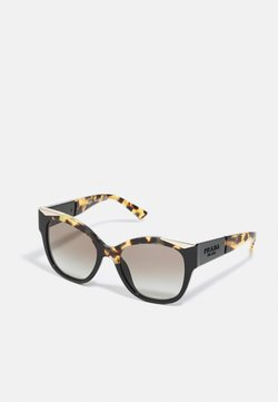 Prada - Occhiali da sole - black/medium havana