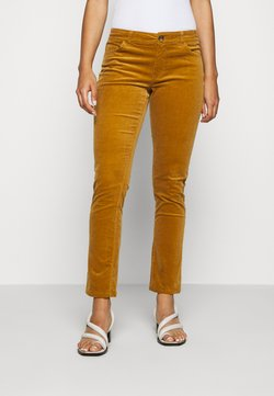 JDY - JDYERA - Pantalon classique - golden brown