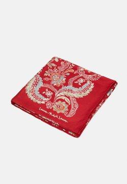 Lauren Ralph Lauren - FRANCES SQUARE SCARF - Pañuelo - orient red