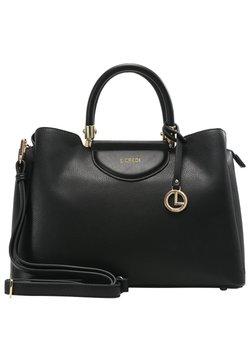 L. CREDI - FABIOLA - Handtasche - schwarz