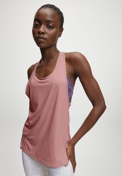 Calvin Klein Performance - TANK - Funktionsshirt - fresh pink