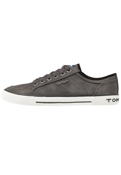 TOM TAILOR - Sneakers laag - coal