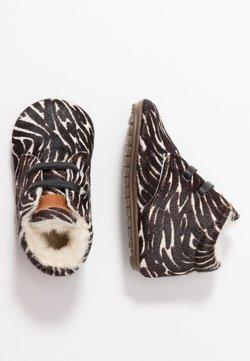 Shoesme - SMART - Krabbelschuh - black