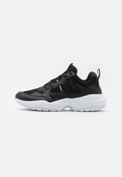 ARKK Copenhagen - QUANTM UNISEX - Sneaker low - black/white