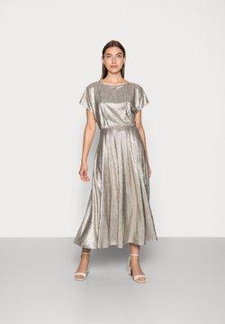 Swing - Cocktailkleid/festliches Kleid - gold