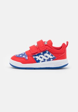 adidas Performance - TENSAUR UNISEX - Obuwie treningowe - vivid red/footwear white/team royal blue
