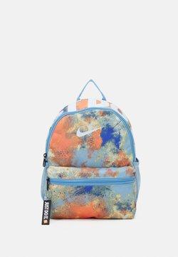 Nike Sportswear - BRASILIA MINI UNISEX - Reppu - psychic blue/psychic blue/white