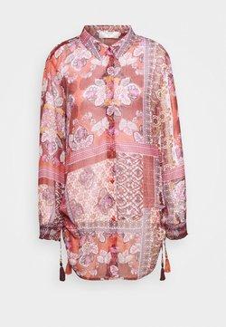 Cream - GUSTA - Camisa - etruscan red