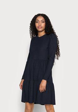 ONLY Petite - ONLNELLA DRESS PETITE - Vestido de punto - night sky