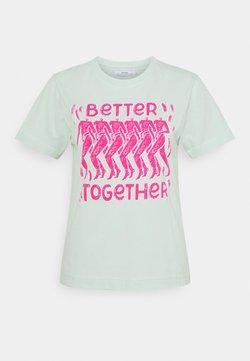 Dedicated - MYSEN BETTER TOGETHER  - T-Shirt print - surf spray