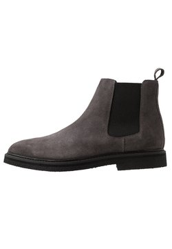 Walk London - SLICK CHELSEA - Stiefelette - grey