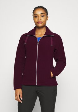 Regatta - ZAYLEE - Fleecejacka - dark burgundy