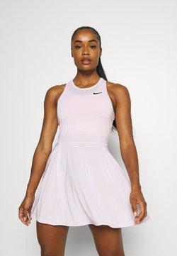 Nike Performance - ADVANTAGE DRESS - Sportkleid - regal pink/black