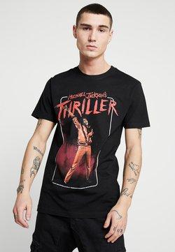 Mister Tee - MICHAEL JACKSON THRILLER VIDEO TEE - T-Shirt print - black
