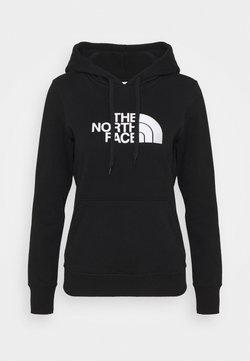 The North Face - DREW PEAK HOODIE - Sweatshirt - black