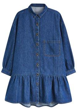 Next - Blusenkleid - blue denim