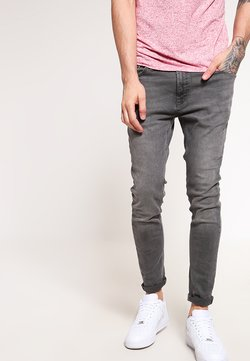 Jack & Jones - JJILIAM JJORIGINAL  - Jeans Skinny Fit - grey denim