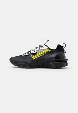 Nike Sportswear - REACT VISION PRM 3M UNISEX - Baskets basses - anthracite/black/volt
