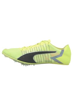 Puma - Spikes - fizzy yellow-black-nrgy peac