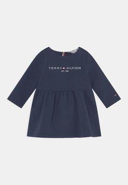 Tommy Hilfiger - BABY ESSENTIAL - Vestido informal - blue