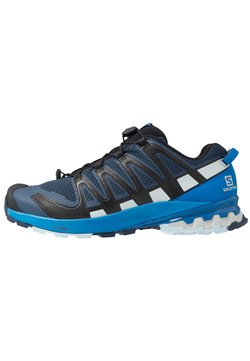 Salomon - XA PRO 3D V8 - Hikingschuh - sargasso sea/imperial blue