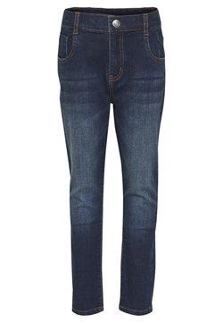 Hummel - Straight leg jeans - dark denim
