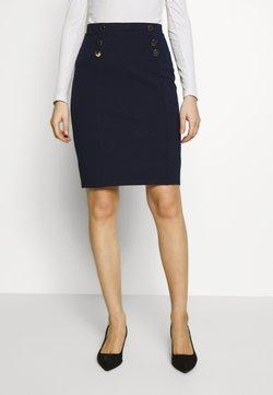 Anna Field - Pencil skirt - maritime blue