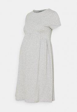 Anna Field MAMA - Vestido ligero - light grey