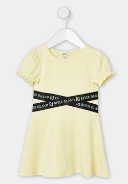 River Island - Vestido informal - yellow