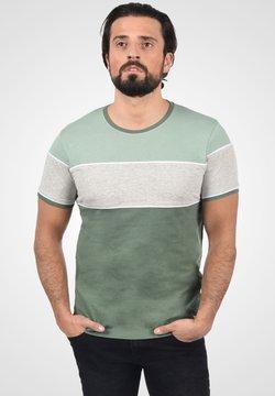 Solid - CODY - T-Shirt print - duck green