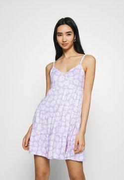Hollister Co. - BARE DRESS - Jerseykleid - lavender