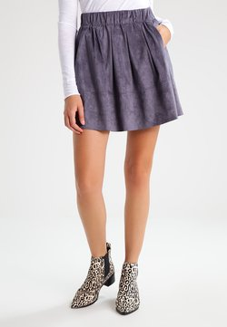 Moves - KIA - A-line skirt - grey shadow